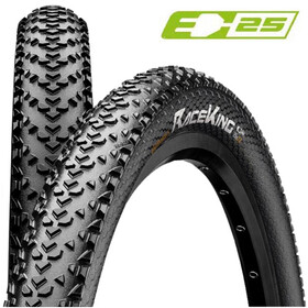 "Continental Race King Performance Pneu à tringles rigides 27.5x2.2"" E-25, black"